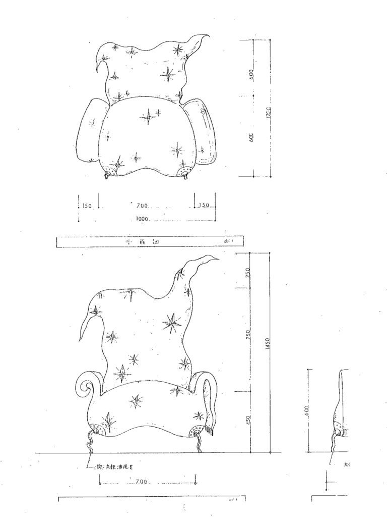 "alt=""アビターレ・イル・テンポでグランプリに輝いた当社製作の「ウツリグツリ」(デザイン:ヒロネン)を模型で再現"""